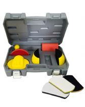 Hook & Loop Hand Sanding Kit